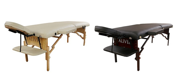 ALIVEe Eco II Portable Massage Tables For Sale