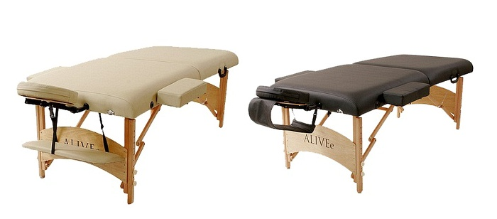 ALIVEe Pro Wide II Massage Tables For Sale