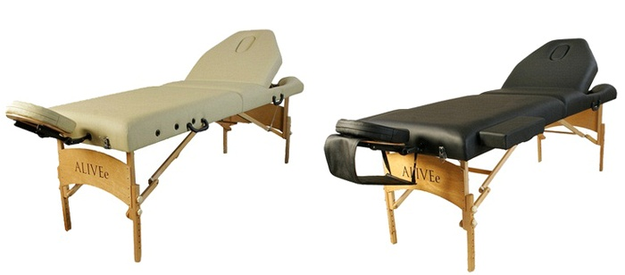 ALIVEe Salon II Portable Massage Tables For Sale